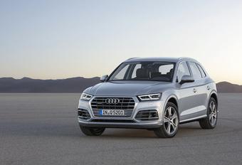 Audi Q5 2.0 TFSI : Zachtheid primeert #1