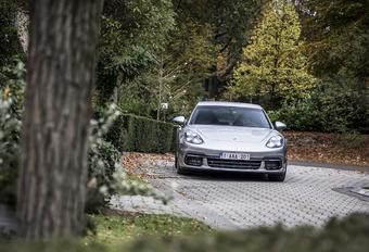 Porsche Panamera 4S Diesel : La performance et l'autonomie #1