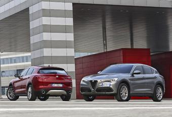 Alfa Romeo Stelvio : De tegenpool #1