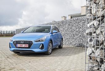 Hyundai i30 1.0 T-GDi : Netjes in de rij #1