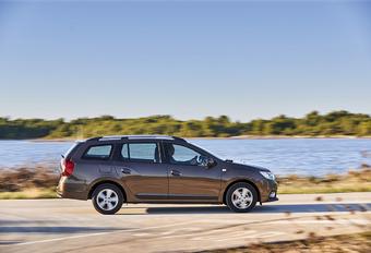 Dacia Logan MCV dCi 90 Easy-R : la facilité en plus #1