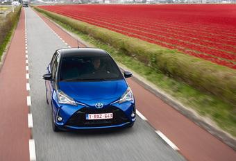 Toyota Yaris : Nieuwe look #1
