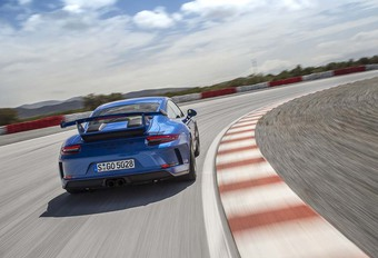 Porsche 911 GT3: back to the roots #1