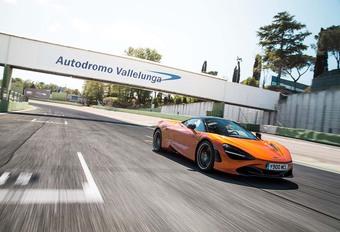 McLaren 720S : la nique à Ferrari #1