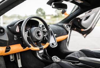 À bord de la nouvelle McLaren 570s #1