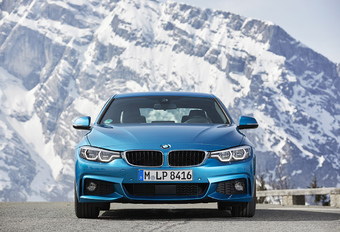 BMW 4-Reeks : Lentepoets #1