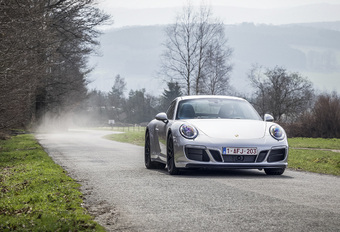 Porsche 911 Carrera 4 GTS : de beste van allemaal? #1