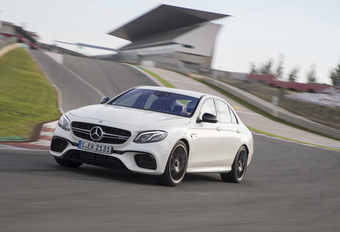 Mercedes-AMG E 63 S 4MATIC+ (2017) #1