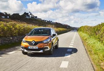 Renault Captur 2017 : Renforcement #1
