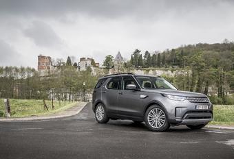 Welke Land Rover Discovery kiezen? #1