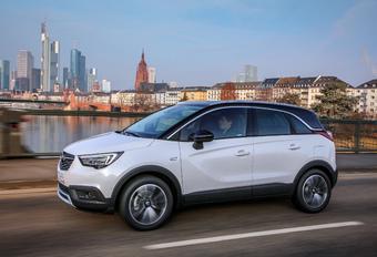 Opel Crossland X 1.2 Turbo 130 (2017) #1