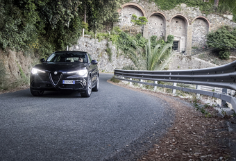 Alfa Romeo Stelvio 2.0 Turbo 280 : De perfectie nabij #1