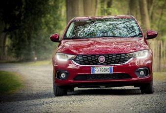 Fiat Tipo 1.6 MJET DCT : Betaalbaar alternatief #1