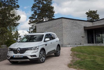 Renault Koleos : Espace alternatif #1