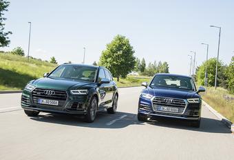 Audi SQ5 3.0 TFSI : Eerst met benzine #1