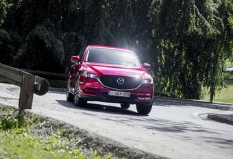 Mazda CX-5 2.2 SkyActiv-D 150 : Succes-SUV in het nieuw #1
