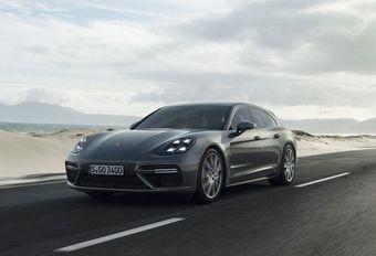 Porsche Panamera Sport Turismo: Never Say Never Again… #1