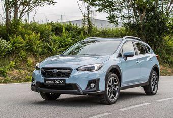 Subaru XV: De non-comformist #1
