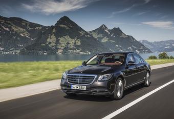 Mercedes Classe S : C'est qui, la patronne ? #1