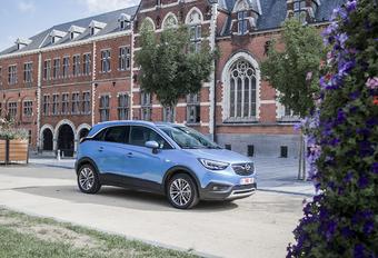 Welke Opel Crossland X kiezen? #1