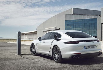 Porsche Panamera Turbo S E-hybrid: De gezins-918 #1