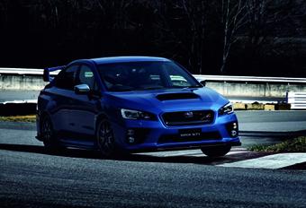 Subaru WRX STI (2017) #1