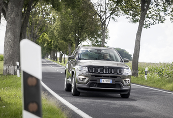 Quelle Jeep Compass choisir ? #1