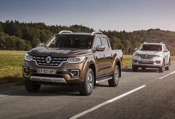 Renault Alaskan - French way of life #1