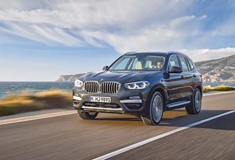 BMW X3 2018 : Le compact prééminent #1