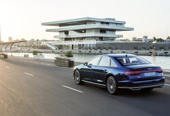 Audi A8 55 TFSI (2017) #1