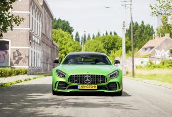Mercedes-AMG GT R : Bruut geweld #1