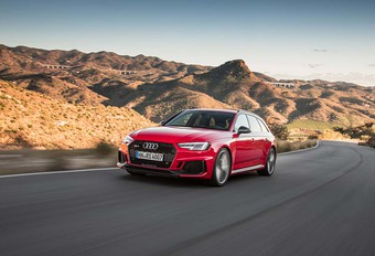 Audi RS4 Avant: Podiumbeest #1