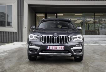 BMW X3 xDrive 20d : Retour gagnant #1