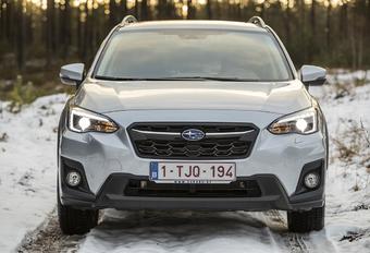Subaru XV : Schijn bedriegt #1