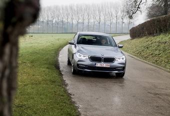 BMW 630i Gran Turismo : Verandering van reeks #1