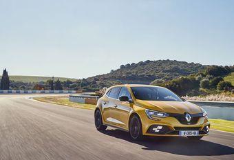 Renault Mégane R.S. EDC: speels achterwerk #1