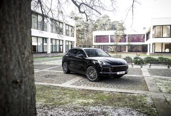 Porsche Cayenne S : L'essence du SUV #1