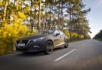Mazda Skyactiv-X (2018) #1