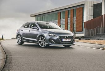 Hyundai i30 Fastback : La coupe pour plaire #1