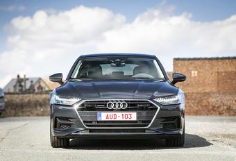 Audi A7 Sportback 55 TFSI : Vorsprung durch technologie #1
