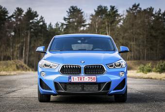 BMW X2 sDrive 20i : Le petit dévergondé #1