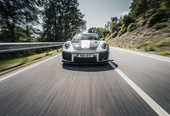 Porsche 911 GT2 RS : Apothéose #1