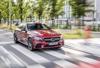 Mercedes-AMG C43 2018 : Plaisir de raison #1