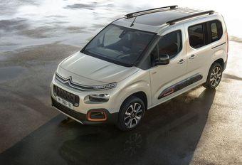 Citroën Berlingo: hippe bak #1