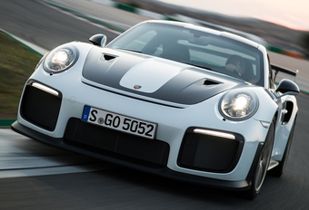 """Porsche 911 GT2 RS """"Weissach """" (2018)  #1"""