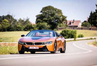 BMW i8 Roadster : le roadster respectueux #1