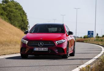 Mercedes A200 : un must technologique #1