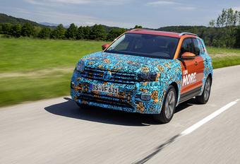 Exclusief: we reden al met de Volkswagen T-Cross! #1