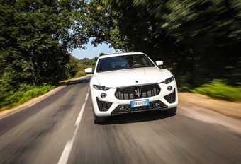 Maserati Levante 2019: In afwachting van… #1