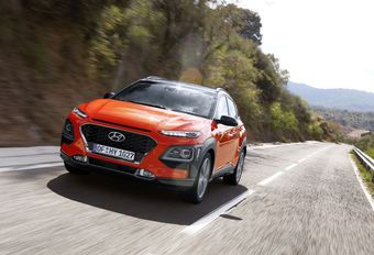 Hyundai Kona 1.6 CRDi: Extraatje #1